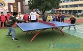 东坡区崇礼小学举行少年宫乒乓球比赛