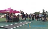 丹棱县2018年中考体育考试圆满完成