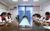 仁寿县城北初中近3000师生上交通安全课