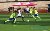 2017年眉山市小学生足球比赛开赛