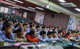 为提升教学质量 东坡区召开小学英语教师培训会