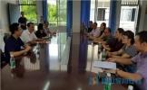 四川省教育厅慰问组看望慰问我市人民教师