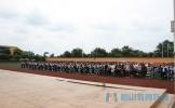 丹棱县第二中学校举行2017秋季开学典礼