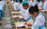 东坡区苏辙小学举行2017年秋季新生入学仪式