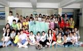 """""""守望者""""支教队在洪雅县瓦屋山镇中小学校开展支教活动"""