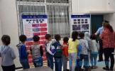 青神县罗波学校铁路安全教育进校园