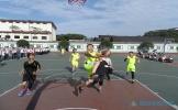 青神县初中举行2017年校园篮球联赛