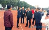 洪雅县义务教育均衡发展以优异的成绩顺利通过国检