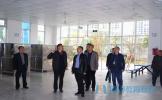 青神县宣传部长周吉华肯定东坡区中职校食品安全工作