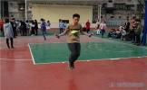 东坡区中职校开展春季跳绳比赛活动