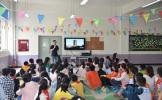 追寻梦想,东坡中学学生聆听北大高材生成长故事