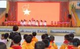 东坡区苏辙小学开展国旗下教育活动