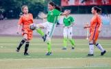 青神县实验小学获2017年全市中小学生足球联赛小学女子组季军