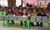 彭山区幼儿园接受区教体局教育教学专项检查获赞
