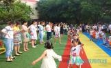 眉山市第一幼儿园开展家长开放日活动