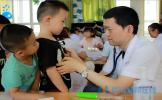 青神县幼儿园开展幼儿健康检查