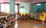 眉山市第一幼儿园开展教师优质课展评活动
