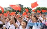 眉师附小举行第32届艺术节暨六一儿童节庆祝活动