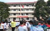 东坡区秦家小学举行2018年秋季开学典礼
