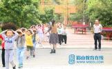 东坡区苏辙小学开展防空应急演练活动
