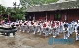 东坡学子聆听三苏文化 缅怀先贤伟业