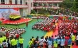 洪雅县实验幼儿园开展国庆主题活动