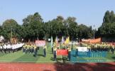 东坡区思蒙高中举行第53届冬季运动会