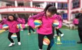 洪雅县实验幼儿园举行教职工冬季运动会