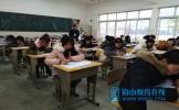 青神县中职校圆满完成2019年省193次自学考试工作