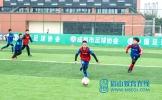 仁寿县城北小学足球队员入选国家青训中心训练营