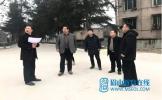 眉山市教体局检查仁寿县开校工作