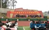 东坡区思蒙高中举行2019届百日誓师大会