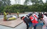 东坡区松江中学开展红色之旅研学活动