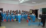 仁寿县城北小学开展艺术教育活动