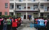 丹棱镇小学开展法治进校园活动