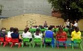 东坡区广济小学附设幼儿园开展公开课教研活动