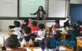 东坡区悦兴小学开展教师课堂大比武活动