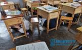 东坡区晋凤小学开展地震应急疏散演练活动