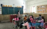 东坡区罗平小学开展对口帮扶交流活动