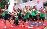 东坡区通惠小学开展新中国成立70周年爱国系列活动启动仪式暨开学典礼