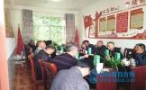 东坡区晋凤小学举行重阳节退休教师茶话会