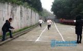 丹棱县顺龙小学开展学生体质达标运动会