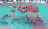 仁寿龙正初中开展2019级新生素质拓展培训活动