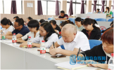 仁寿县书院小学校教育集团开展教研会