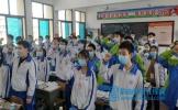 仁寿县坝达初中开展中考学生冲刺动员会
