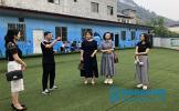 市、区相关教育专家指导晋凤小学附属幼儿园各项工作