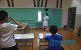 东坡区苏辙小学开展学生体检工作