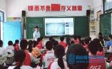 仁寿县富加初中多措并举 加强学校安全管理工作
