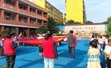 东坡区象耳小学举行2020年秋季开学典礼