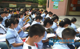 东坡区松江中学开展普法宣传活动